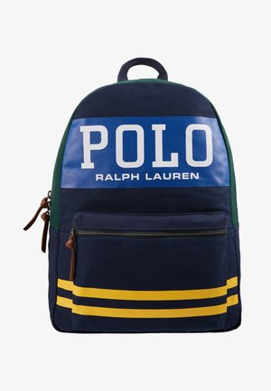 BIG BACKPACK - Rugzak - navy
