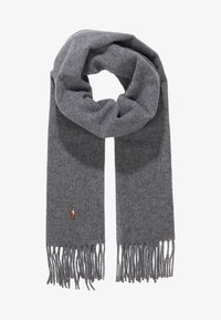 Polo Ralph Lauren - COLDWEATHER SIGN IT - Huivi - fawn grey - 1