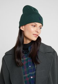 Polo Ralph Lauren - Bonnet - scotch pine heath - 3