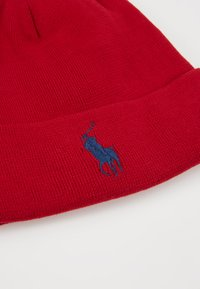 Polo Ralph Lauren - Beanie - park avenue red - 5