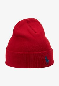 Polo Ralph Lauren - Beanie - park avenue red - 4
