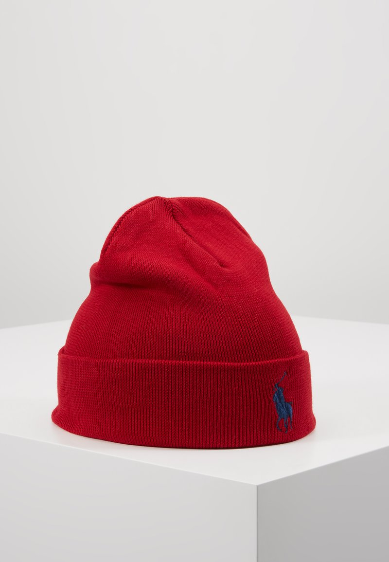 Polo Ralph Lauren - Beanie - park avenue red
