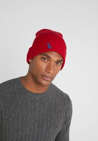 Polo Ralph Lauren - Beanie - park avenue red - 1