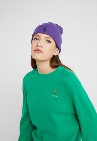Polo Ralph Lauren - Berretto - purple heather - 3