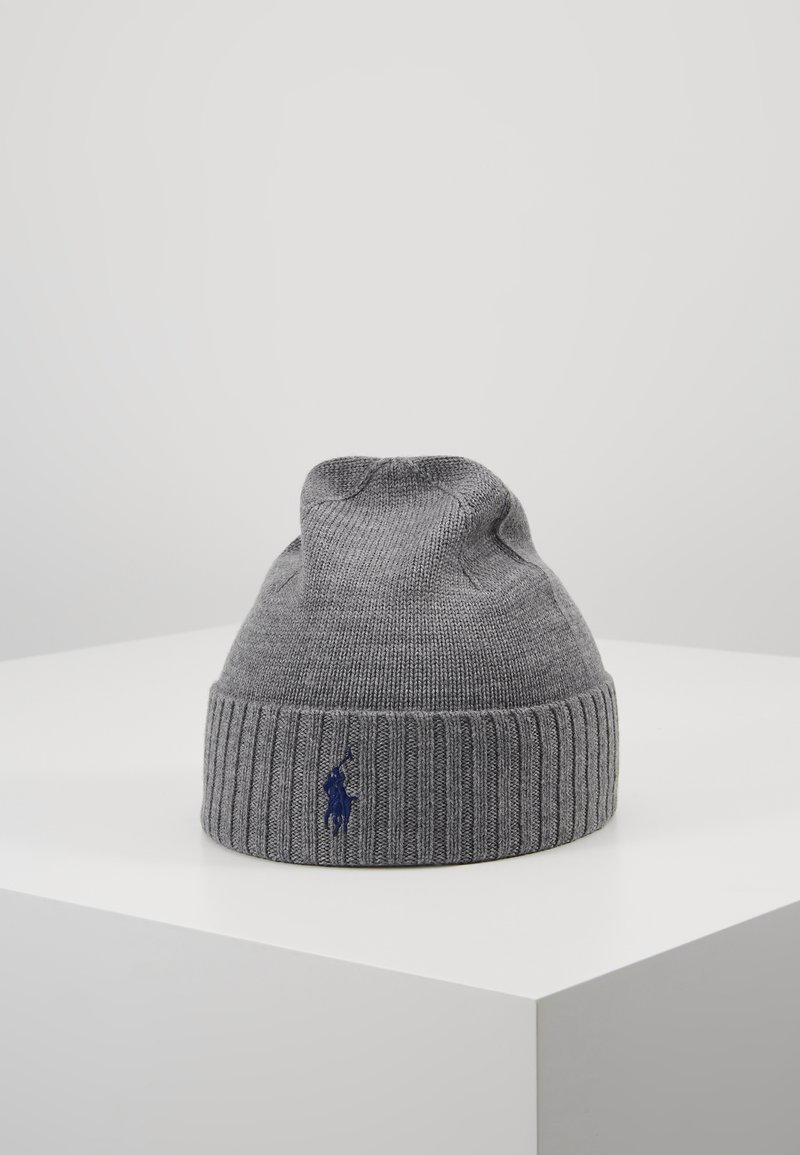 Polo Ralph Lauren - Czapka - fawn grey heather