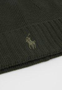 Polo Ralph Lauren - Beanie - oil cloth green - 5