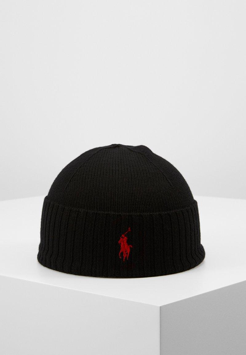 Polo Ralph Lauren - Czapka - black