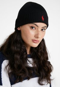 Polo Ralph Lauren - Czapka - black - 3