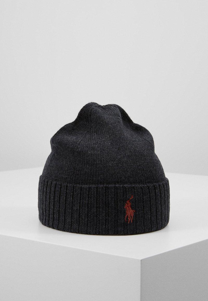 Polo Ralph Lauren - Czapka - dark granite heather