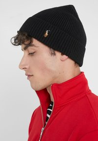 Polo Ralph Lauren - HAT - Beanie - black - 1