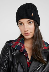 Polo Ralph Lauren - HAT - Beanie - black - 3