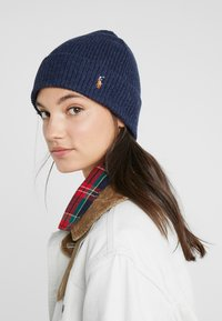 Polo Ralph Lauren - HAT - Gorro - indigo heather - 3