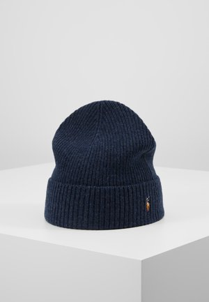 HAT - Bonnet - indigo heather