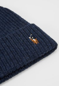Polo Ralph Lauren - HAT - Gorro - indigo heather - 5