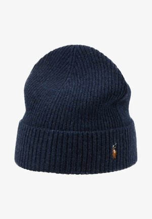 HAT - Mütze - indigo heather