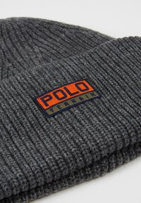 Polo Ralph Lauren - Beanie - charcoal heather - 5