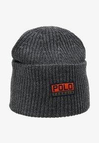 Polo Ralph Lauren - Beanie - charcoal heather - 4