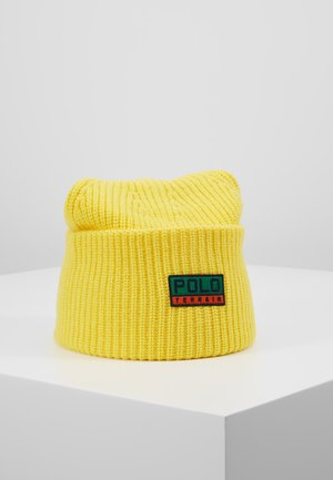 Bonnet - yellow