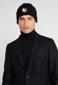 Polo Ralph Lauren - BULLDOG HAT - Bonnet - black - 1