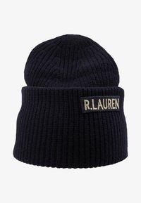 Polo Ralph Lauren - SURPLUS CUF - Beanie - hunter navy - 4