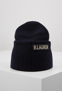 Polo Ralph Lauren - SURPLUS CUF - Mütze - hunter navy - 0