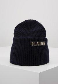 Polo Ralph Lauren - SURPLUS CUF - Beanie - hunter navy - 0