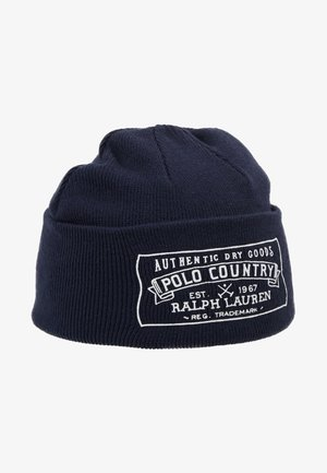 COUNTRY HAT - Bonnet - cruise navy