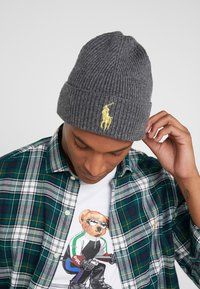 Polo Ralph Lauren - Bonnet - grey