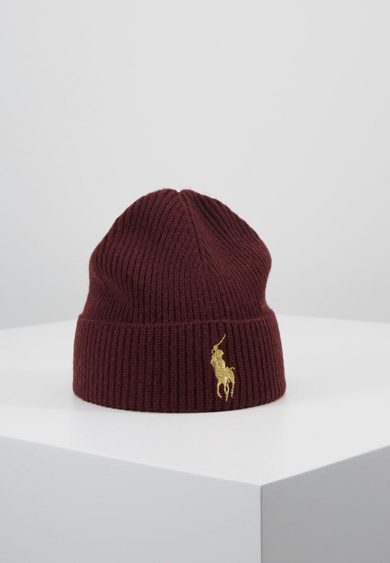 Polo Ralph Lauren - Mütze - burgundy