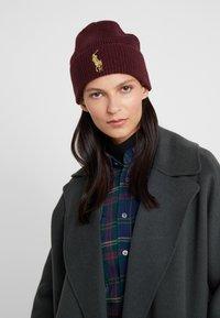 Polo Ralph Lauren - Mütze - burgundy - 3