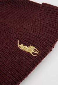 Polo Ralph Lauren - Mütze - burgundy - 5