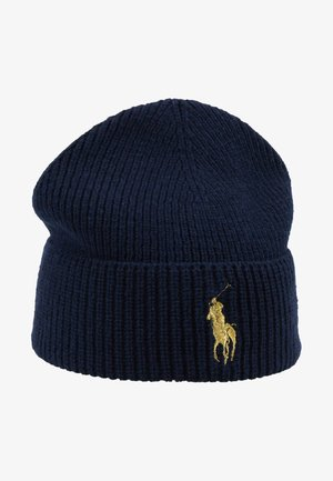 Bonnet - navy/gold