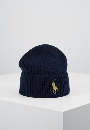 Czapka - navy/gold