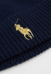 Polo Ralph Lauren - Beanie - navy/gold - 5