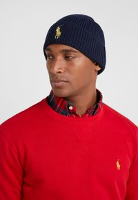 Polo Ralph Lauren - Beanie - navy/gold - 1
