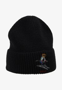 Polo Ralph Lauren - SKI BEAR - Gorro - black - 4