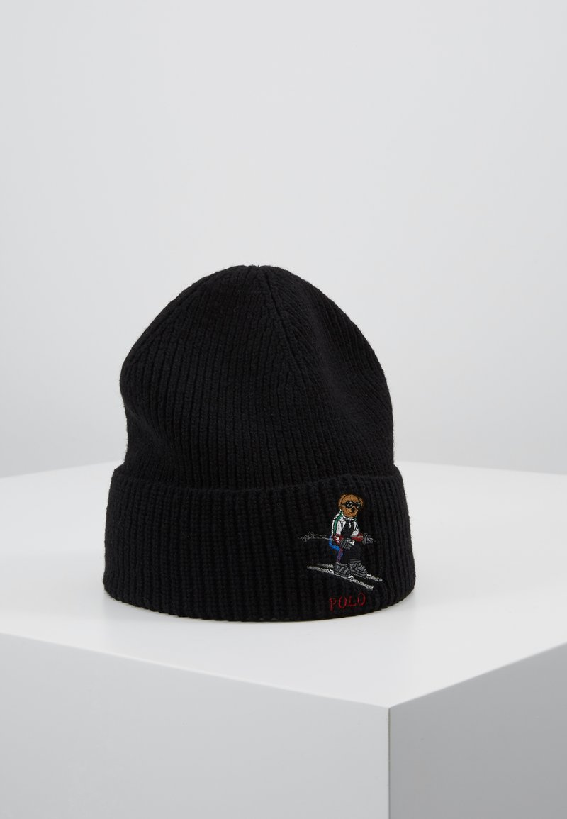 Polo Ralph Lauren - SKI BEAR - Bonnet - black