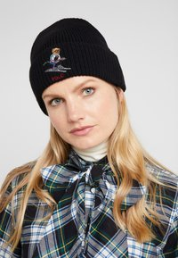 Polo Ralph Lauren - SKI BEAR - Gorro - black - 3