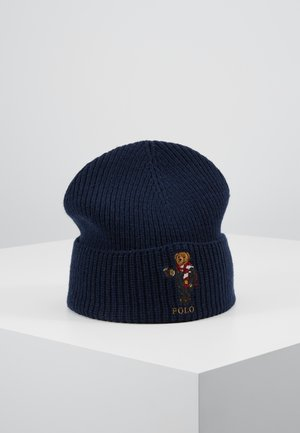 COCOA BEAR - Bonnet - navy