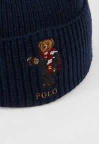 Polo Ralph Lauren - COCOA BEAR - Bonnet - navy - 5