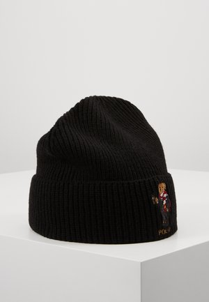 COCOA BEAR - Gorro - black
