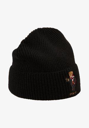 COCOA BEAR - Gorro - black