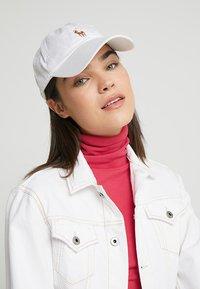 Polo Ralph Lauren - Casquette - white/multi - 4