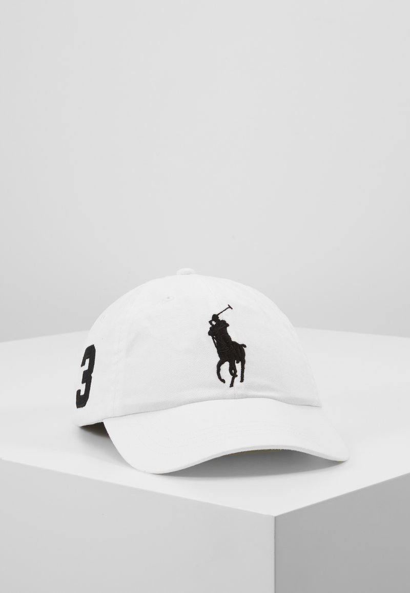 Polo Ralph Lauren - CLASSIC SPORT CAP  - Kšiltovka - white