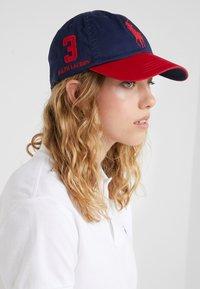 Polo Ralph Lauren - CLASSIC SPORT CAP  - Casquette - newport navy - 2