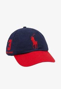 Polo Ralph Lauren - CLASSIC SPORT CAP  - Cap - newport navy - 5