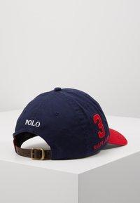 Polo Ralph Lauren - CLASSIC SPORT CAP  - Cap - newport navy - 3