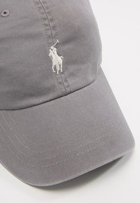 Polo Ralph Lauren - CLASSIC SPORT  - Kšiltovka - perfect grey - 4