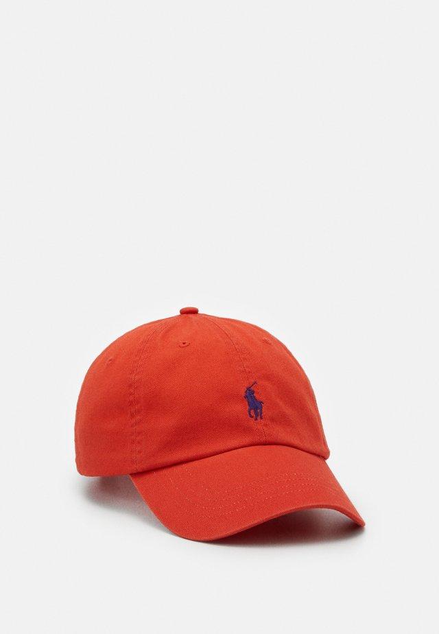 CLASSIC SPORT  - Kšiltovka - orangey red