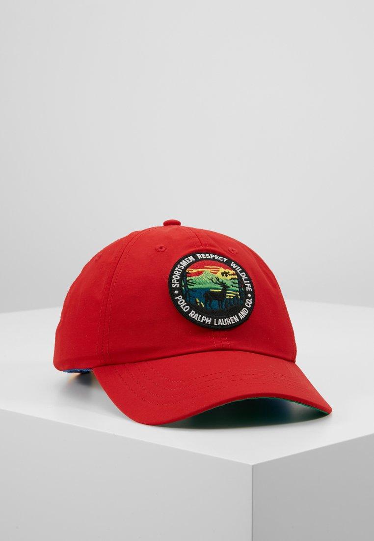 Polo Ralph Lauren - CLASSIC SPORT - Cap - red